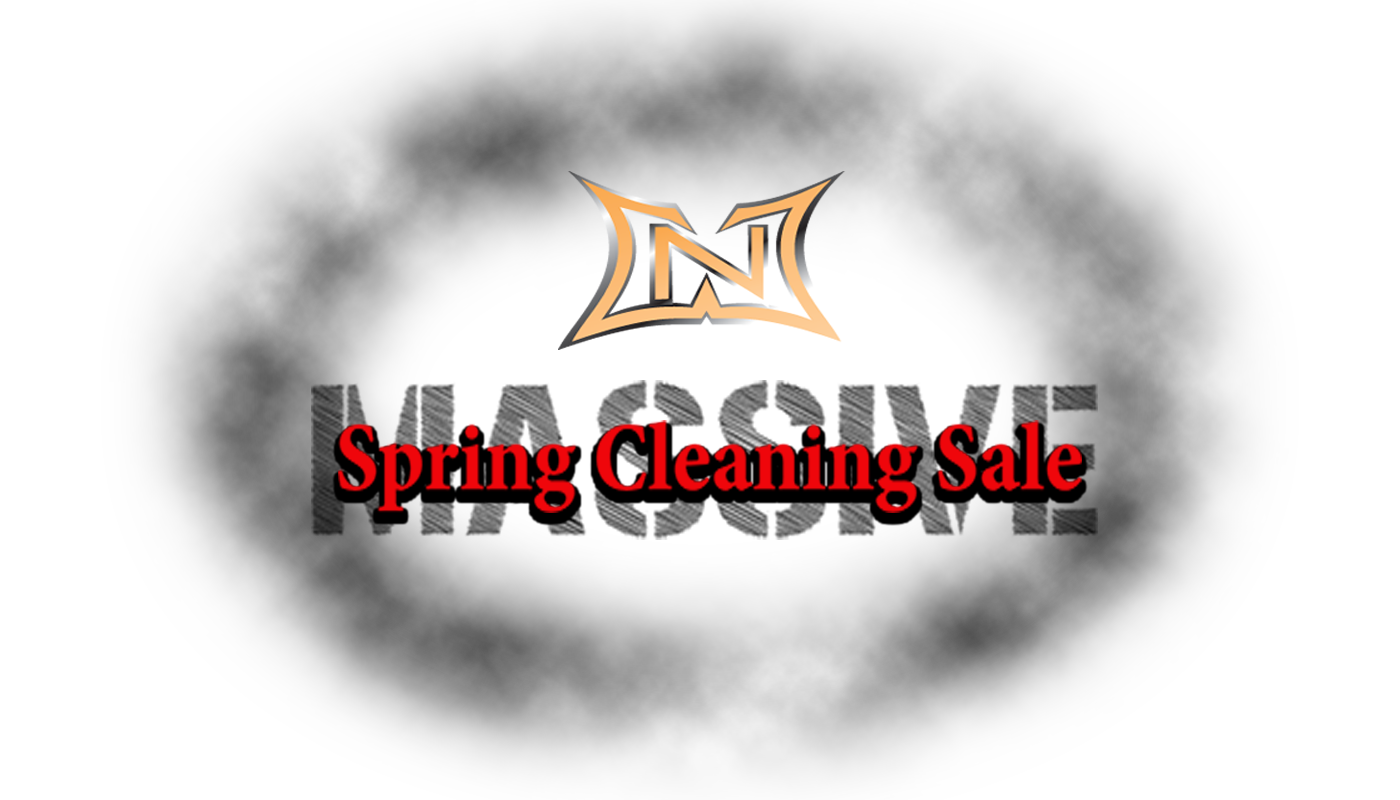 CNC Warrior's 2017 Spring Sale