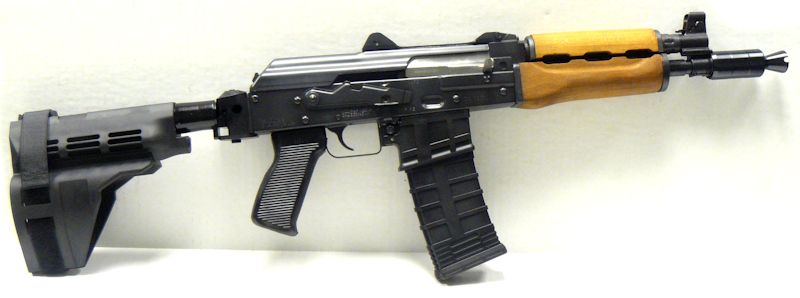 CNC Warrior's M85/M92 Carbines w/ Fake can and Folding Stock