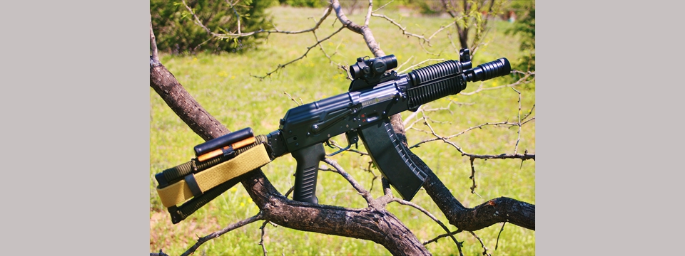 1986 Tula AKS-74u w/ 4pc brake