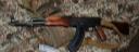 Woodland 7.62 Russian AK
