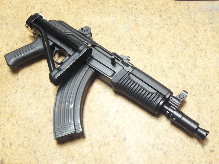 SAM7K folding stocks and muzzle devices(Accepting
